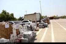 11 میلیارد ریال کالای قاچاق در خوزستان کشف شد