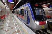 آمار روزانه مسافران مترو تبریز به ۱۵ هزار نفر رسید رشد ۱۵ درصدی آمار مسافران مترو تبریز