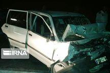 تصادف در جاده یزد به مهریز هفت زخمی برجا گذاشت