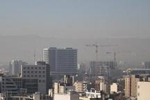 آلودگی هوای مشهد ادامه دارد
