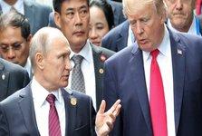 ترامپ پیروزی پوتین در انتخابات روسیه را تبریک گفت