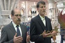 سفیر نیکاراگوئه به آرمان های امام راحل ادای احترام کرد