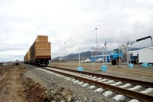 بیش از 89 هزار تن کالا از راه آهن آستارا صادر شد