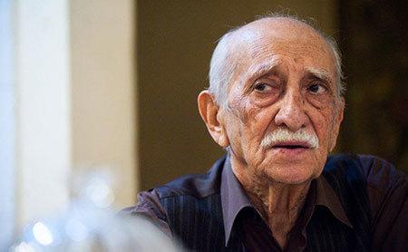 فیلم مراسم تشییع پیکر مرحوم داریوش اسدزاده