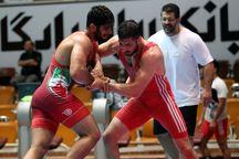 ۱۴ مدال سهم کشتی گیران گیلانی در مسابقات قهرمانی پیشکسوتان کشور