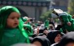 همایش شیرخوارگان حسینی در ایران و ۴۵ کشور جهان برگزار شد