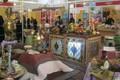 نمایشگاه مواد غذایی و شب یلدا در قزوین برپا شد