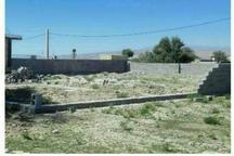 سازه های غیرمجاز در زمین های کشاورزی جهرم تخریب شد