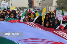مسیرهای راهپیمایی22بهمن تبریز اعلام شد