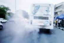 737 خودروی سنگین آلاینده هوا در پایتخت اعمال قانون شدند