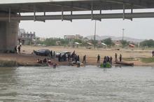 جسدجوان غرق شده در شوشتر از آب خارج شد