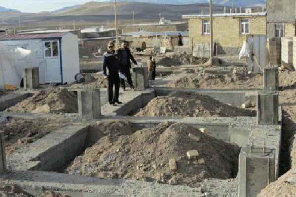 آموزش بتنریزی در هوای سرد مناطق زلزلهزده