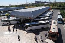 جابجایی بیش از یکمیلیون و ۹۰۰ هزار نفر از پایانههای مسافربری قم