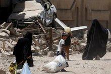 داعش برای نبرد نهایی در غرب موصل آماده میشود