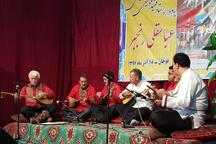 یادواره استاد موسیقی مقامی 'عباسقلی رنجبر' در قوچان برگزار شد