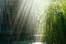 بارش رگباری و آبگرفتگی معابر در خرم آباد