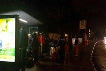 تصاویریی از بیخانمانی تیم ملی فوتبال دستی ایران در هامبورگ