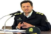 کشف 20 میلیارد اموال مسروقه با انهدام باند سارقان منازل اصفهان