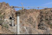8 درصد به پیشرفت فیزیکی پروژه راه آهن اردبیل اضافه شد