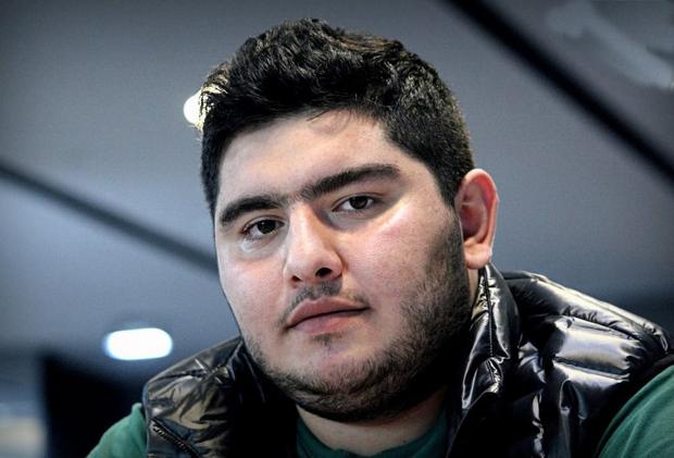تاجگذاری فیل ایرانی در شطرنج دنیا