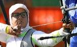 زهرا نعمتی از جام جهانی تیراندازی با کمان حذف شد