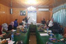کارگاه آموزشی جنگل های هیرکانی در چالوس برگزار شد