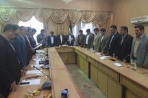 مراسم تحلیف اعضای شورای شهرکرمانشاه برگزار شد