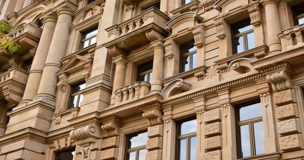 نتیجه تصویری برای افزایش سازه ها با نمای رومی در گرگان
