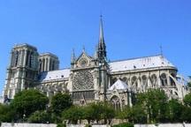 فرد مهاجم در کلیسای نوتردام به ضرب گلوله زخمی شد