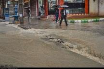 میانگین بارندگی در لرستان به 422 میلی متر رسید