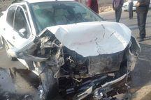 حادثه رانندگی در جادههای چهارمحال وبختیاری ۲ کشته داشت