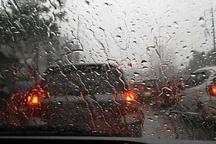 شکستگی خط انتقال آب در«بیتروان»اسدآباد رانش زمین در «ترخین آباد»