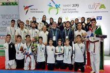 درخشش دانش آموز البرزی در مسابقات کاراته جهانی