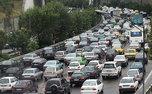 آخرین اخبار از وضعیت ترافیکی شهر تهران