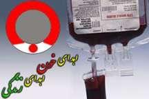 عزداران حسینی استان مرکزی 479 واحد خون اهدا کردند