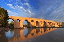 وظیفه مرمت و نگهداری پل باستانی دزفول به شهرداری واگذار شد