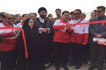پایگاه امداد و نجات در آبیک و محمدیه افتتاح شد