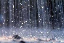 تازهترین وضعیت آب و هوای استانهای کشور  بارش باران در غرب و تداوم ریزگردها در خوزستان