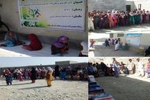 جشنواره بازی های بومی و محلی در بخش دشتیاری چابهار برگزار شد