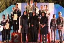 نتایج مسابقات قهرمانی دوو میدانی دانش آموزان دختر سراسر کشور مشخص شد