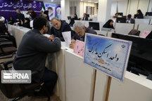 ۵۷ داوطلب نامزدی نمایندگی مجلس در خراسان رضوی ثبت نام کردند