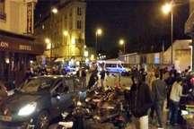 انفجار در شمال پاریس ده ها زخمی برجای گذاشت