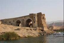 پل تاریخی خیرآباد در گچساران مرمت شد