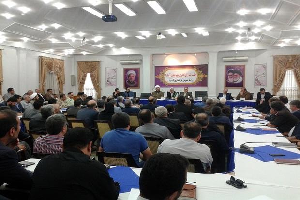معاونان سیاسی و عمرانی فرمانداری آستارا معرفی شدند