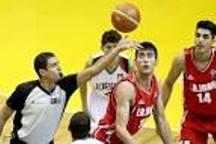 آغاز رقابت های بسکتبال قهرمانی نوجوانان کشور در رشت