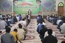 آزمون ورودی حوزه علمیه در دو حوزه امتحانی استان بوشهر برگزار شد