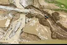 سیل 9200 میلیارد ریال به بخش کشاورزی لرستان خسارت وارد کرد