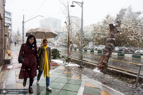 اطلاعیه جدید سازمان هواشناسی درباره بارش برف و باران