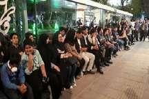 ستاد مرکزی جوانان دکتر روحانی در مشهد افتتاح شد