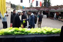 ستاد اربعین حسینی در آستارا تشکیل شد
